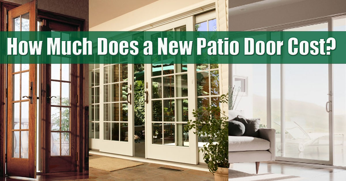 How Much Do Patio Doors Cost In New Jersey & New York? | Renewal ...