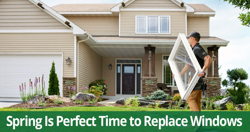 Spring is the Perfect Time to Replace Windows in NY & NJ