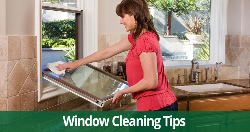 Cleaning & Maintenance Tips for Replacement Windows