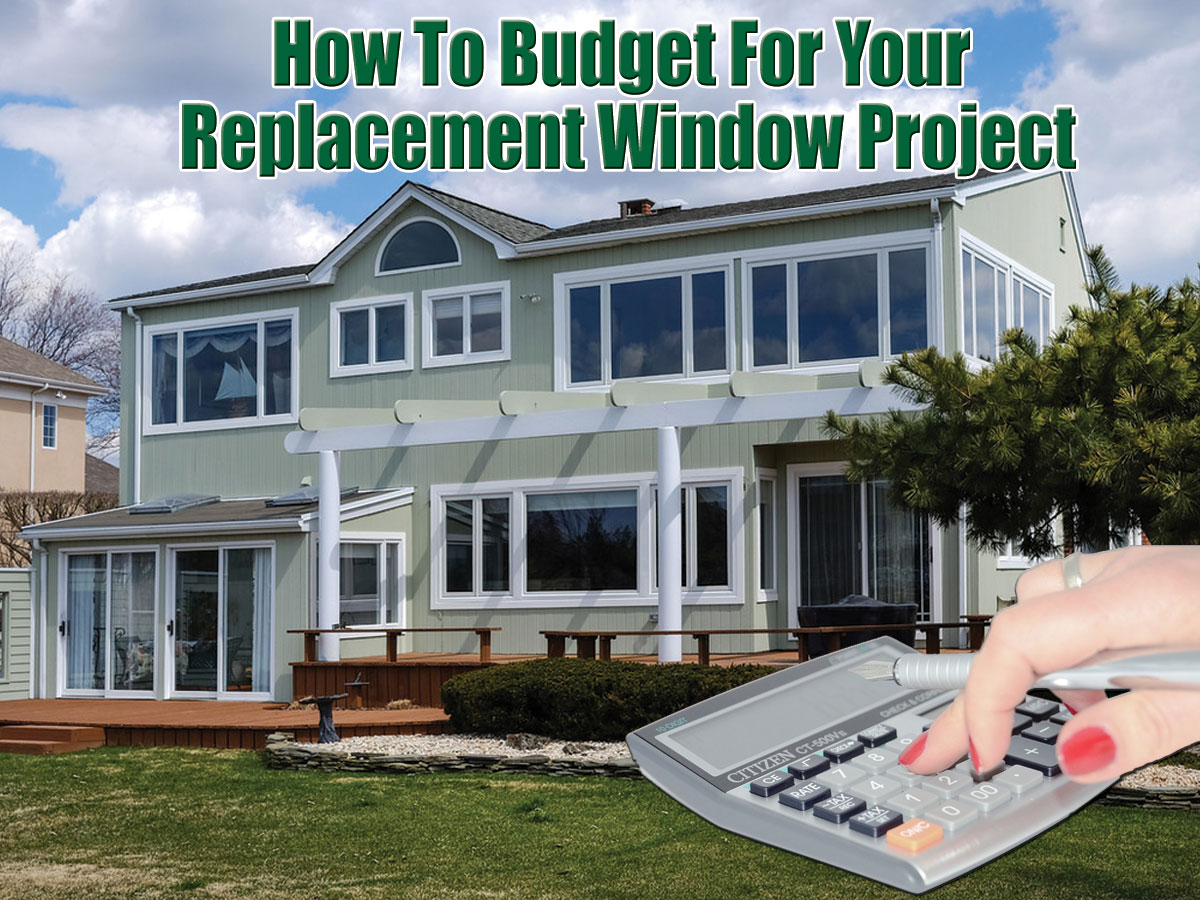 New Jersey New York Replacement Windows Budget