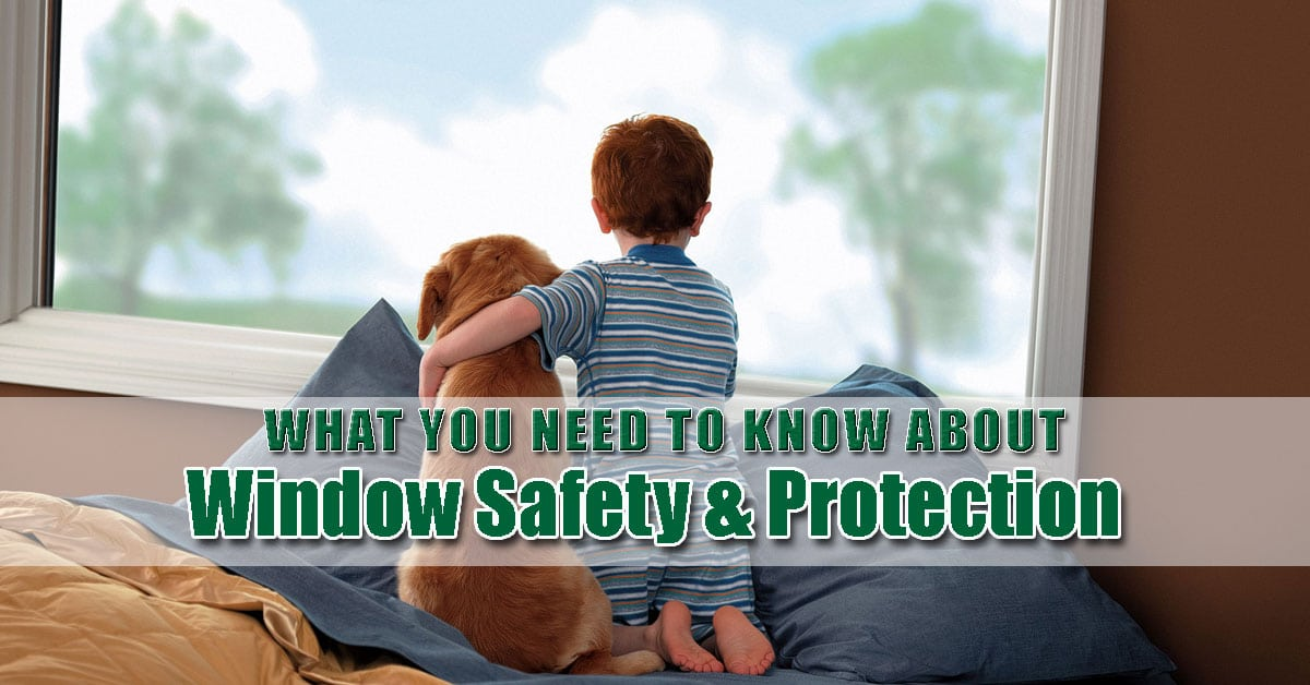 New Jersey replacement windows safety protection New York