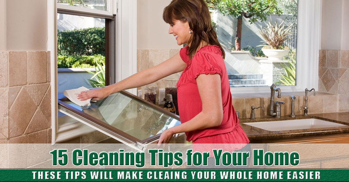 spring cleaning tips new jersey new york
