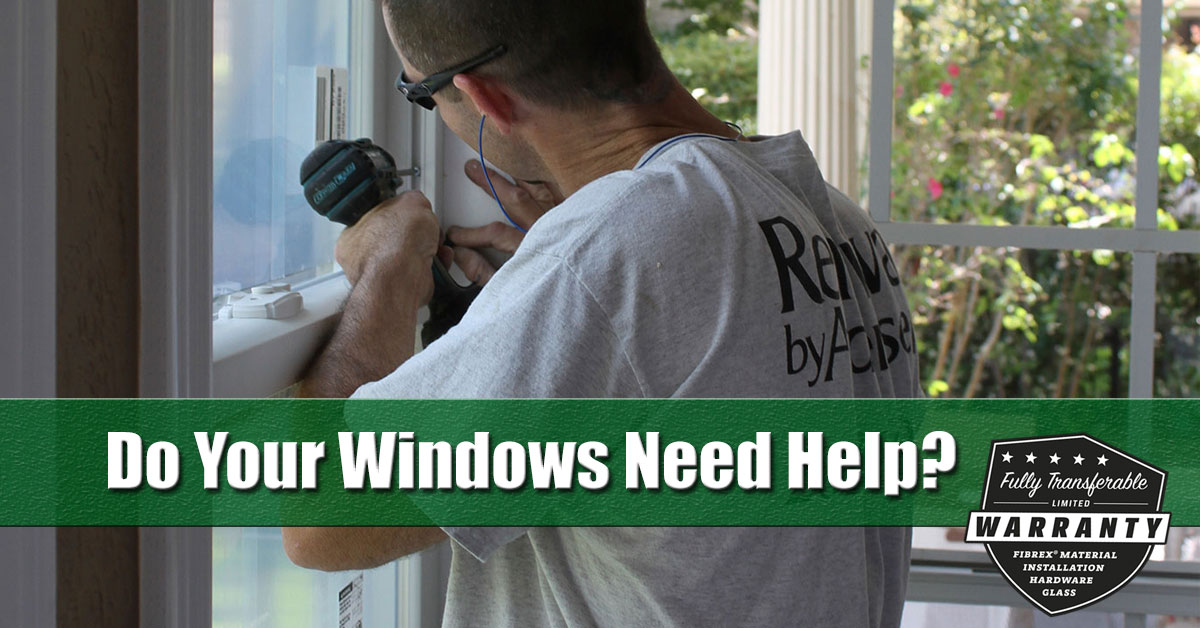 Need Help with Your Renewal by Andersen Replacement Window?
