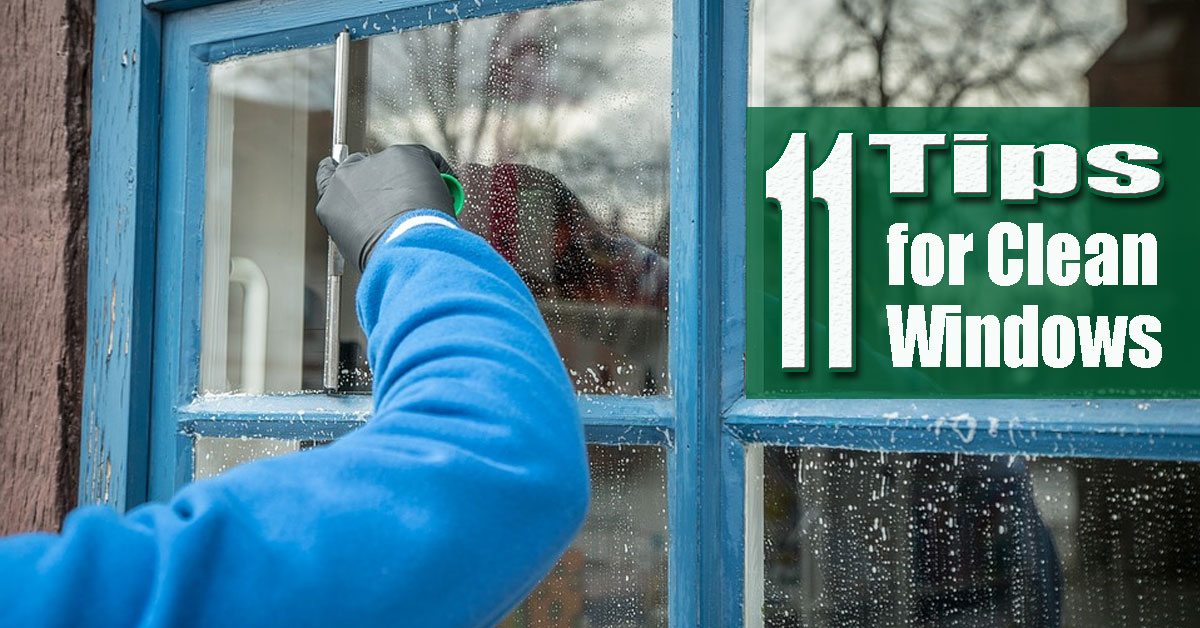 11 Window Cleaning Tips for New Jersey & New York Homeowners