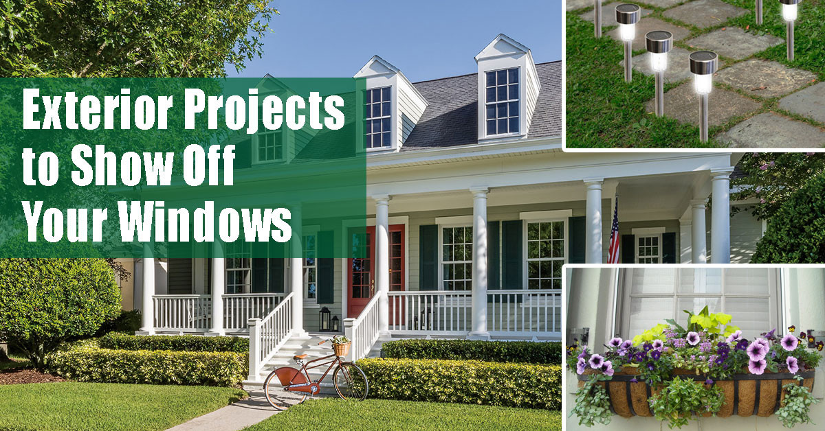 projects to showcase windows