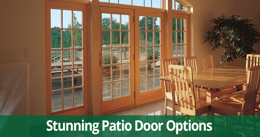 replacement patio doors