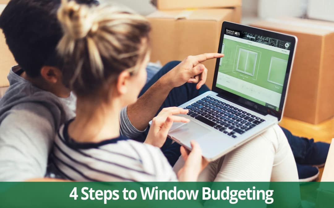 replacement window budgeting